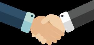 مشروع الكتروني مربح tqoo.net طلب مشروع جديد طلب مشروع جديد ess handshake cooperation 300x144