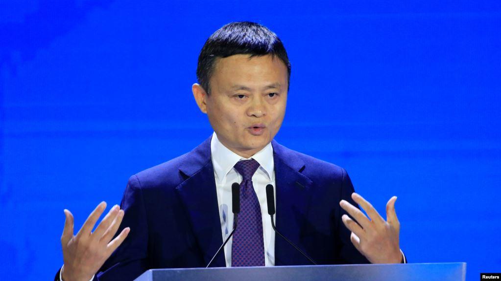 تعرف على قصة نجاح جاك ما مؤسس موقع علي بابا Alibaba.com